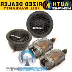 "MEMPHIS MCXA1 1"" ALUMINUM DOME TWEETERS & CROSSOVERS for COM"