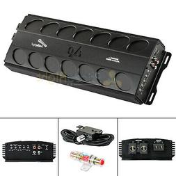 Audiopipe Mini Design Class D 2000w Amplifier 21.5in. x 8.5i