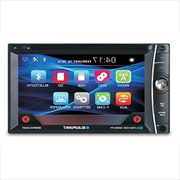 "Blaupunkt Mmp440Bt Memphis 440 Bt 6.2"" Double-Din In-Dash Dv"