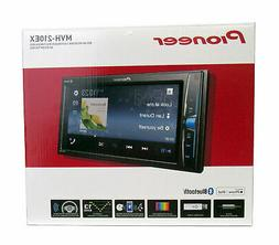 "Pioneer MVH-210EX 2-DIN 6.2"" Touchscreen Car Stereo Multimed"