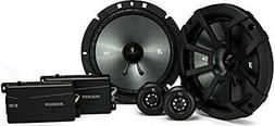 "New Kicker 43CSS674 6.75""  600W Car Audio Component Speakers"