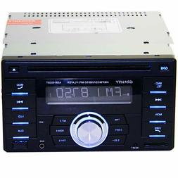 NEW Gravity Double Din Bluetooth Car Audio Stereo CD MP3 Pla