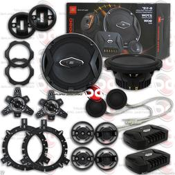 NEW JBL GTO609C 6.5-INCH 2-WAY CAR AUDIO COMPONENT SPEAKERS
