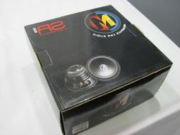 """NEW IN BOX Memphis 10"""" Single 8 Ohm Street Reference Subwoof"""