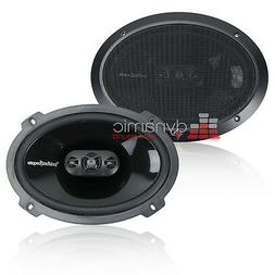 "RockFord Fosgate P1694 Car Audio 6""x9"" 4-Way Punch Full Rang"