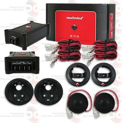 "ROCKFORD FOSGATE P1T-S 1"" I-INCH CAR AUDIO PUNCH SERIES TWEE"