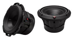 "2) ROCKFORD FOSGATE P2D4-8 8"" Punch P2 500W 4-Ohm DVC Car Au"
