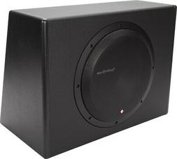 Rockford Fosgate P300-12 Punch 300 Watt Powered Loaded 12-In