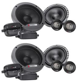 "Pairs MB QUART FSB216 6.5"" 280 Watt Car Audio Component Spe"