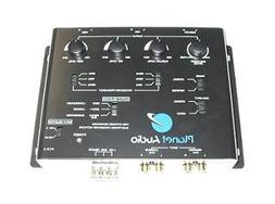 Planet Audio PCR3, 3-way Electronic Cross-Over