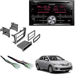 Pioneer FH-S701BS Double Din Dash Kit Harness for TOYK949G 2