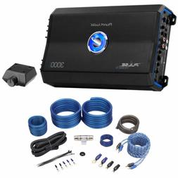 Planet Audio PL3000.1D 3000 Watt Mono Car Audio Amplifier Cl