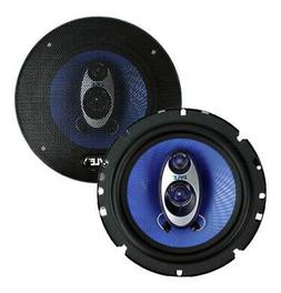 Pyle 6.5'' Three Way Sound Speaker System - Round Shaped Pro
