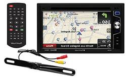 PLANET AUDIO PNV9650BRC 6.5 Double Din In Dash Navigation To