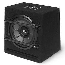 """JBL 8"""" Ported Enclosed Car Subwoofer Box W/Built-In AMP 200W"""