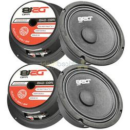 "DS18 PRO-GM6 6.5"" Midrange Loudspeakers 8 Ohm Car Audio Spea"