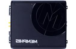 MEMPHIS PRX300.1 300 Watt RMS AMP CAR AUDIO MONOBLOCK SUBWOO
