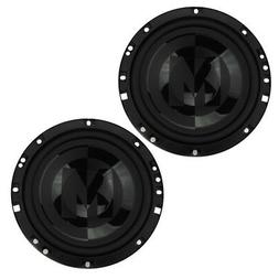 "Memphis Audio PRX60C 6-3/4"" 2-Way Component Speakers"