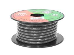 Pyramid RPB825 Ground Wire 8-Gauge, 25 Feet, Flexible, OFC C