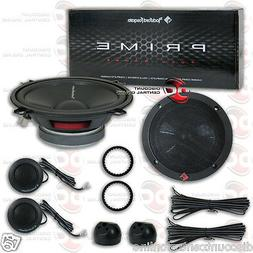 "ROCKFORD FOSGATE R152-S 5.25"" 2-WAY CAR AUDIO COMPONENT SPEA"