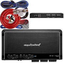 Rockford Fosgate R300X4 Prime 4-Channel Amplifier + 4 Channe