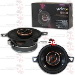 "Infinity Reference 3022CFX 3.5"" Car Speakers  New Pair REF30"