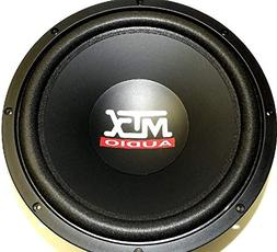 """10"""" 4 Ohm Replacement Subwoofer 200 Watts RMS for MTX Sub Sy"""