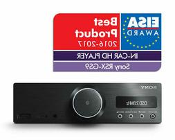 Sony RSXGS9 Hi Res Audio Media Receiver with Bluetooth Black