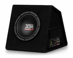"""MTX RTP8A 8"""" Amplified Loaded Subwoofer Enclosure"""