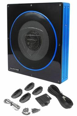 "Rockville RW10CA 10"" 800 Watts Peak/200 Watts RMS Slim Power"