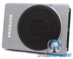 Memphis Audio SA110SP 10 Powered Underseat Loaded Amplifier