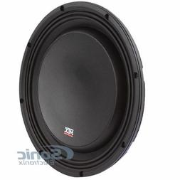 """MTX 10"""" Shallow 300 Watts RMS 4 Ohm Subwoofer 3510-04S  3.37"""