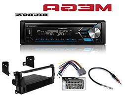 Pioneer Single DIN Car Receiver With Bluetooth W/CAR CD STER