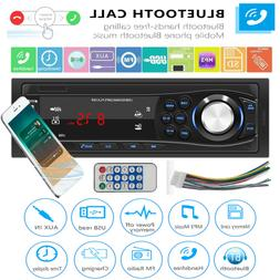 SWM-1028 1 DIN USB Car Stereo MP3 Player Radio AUX Media Rec