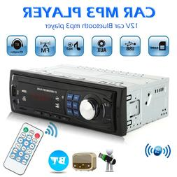 SWM 8013 Single 1DIN Car Stereo MP3 Player Head Unit Bluet
