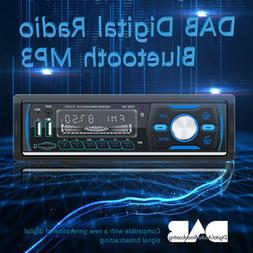 SWM-M4 Universal Car Audio Stereo MP3 Player with Bluetooth
