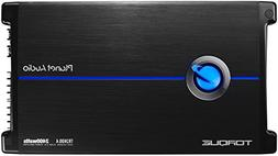Planet Audio TR2400.4 Torque 2400 Watt, 4 Channel, 2 to 8 Oh
