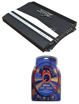 vct4110 power car audio amplifier