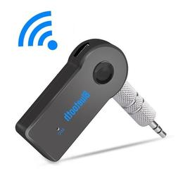 Wireless Bluetooth 3.5mm AUX Audio Stereo Music Car Receiver